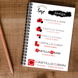 Logo pour Castillo D.Sign