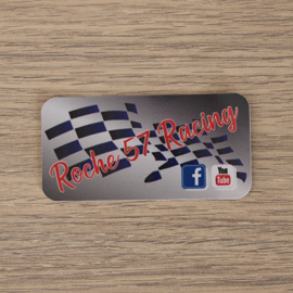 Stickers Roche 57 Racing