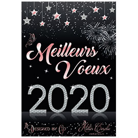 Voeux 2020 Designed by Co