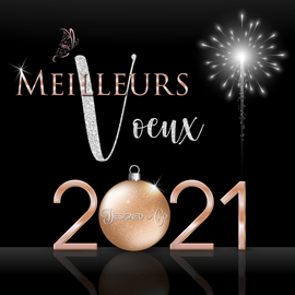 Voeux 2021 Designed by Co